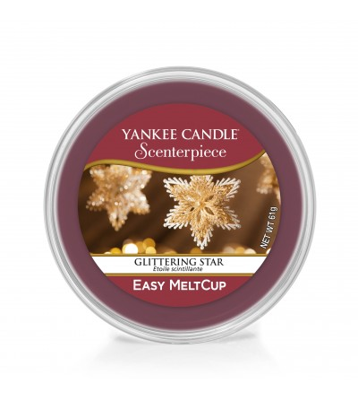 Glittering Star - Scenterpiece™ MeltCups Yankee Candle