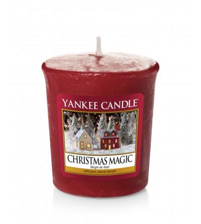 Christmas Magic - Candela Sampler Yankee Candle