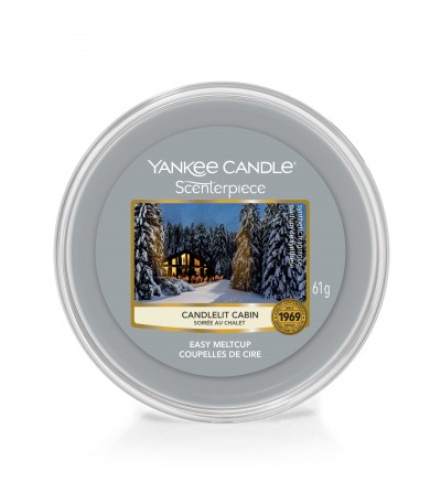Candlelit Cabin - Scenterpiece™ MeltCups Yankee Candle