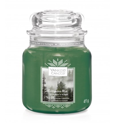Evergreen Mist - Giara Media Yankee Candle