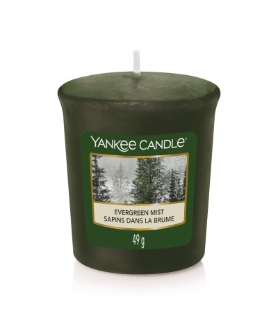 Evergreen Mist - Candela Sampler Yankee Candle