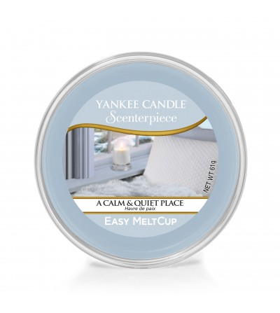 A Calm & Quiet Place - Scenterpiece™ MeltCups Yankee Candle