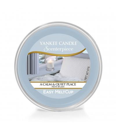 A Calm & Quiet Place - Scenterpiece™ MeltCups Yankee Candle