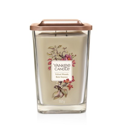 Velvet Woods - Giara Grande Elevation Collection Yankee Candle