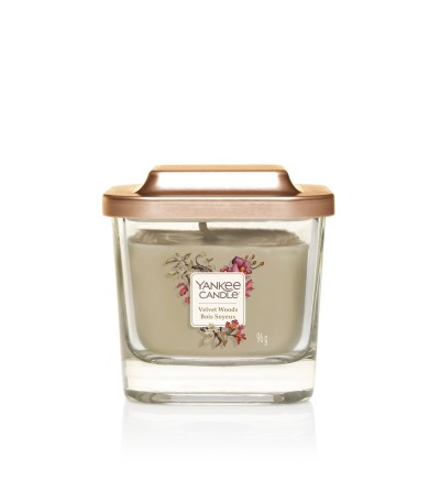 Velvet Woods - Giara Piccola Elevation Collection Yankee Candle