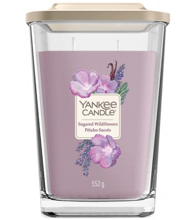 Sugared Wildflowers - Giara Grande Elevation Collection Yankee Candle