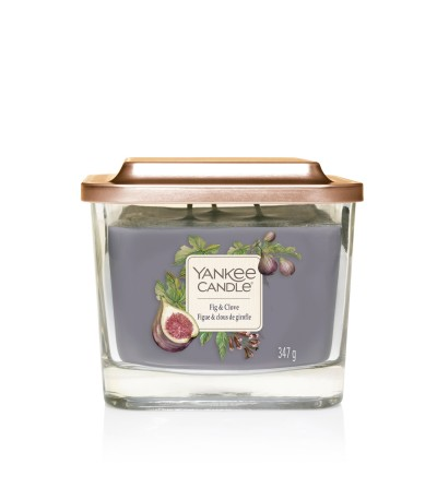 Fig & Clove - Giara Media Elevation Collection Yankee Candle
