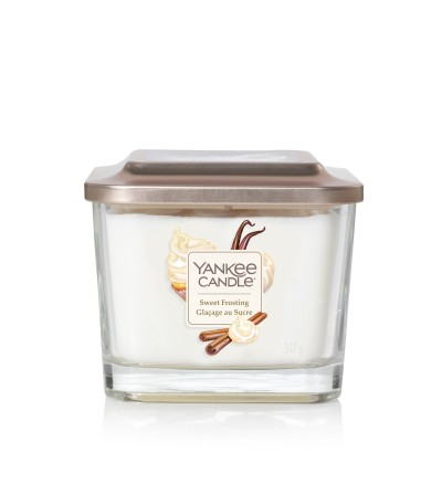 Sweet Frosting - Giara Media Elevation Collection Yankee Candle