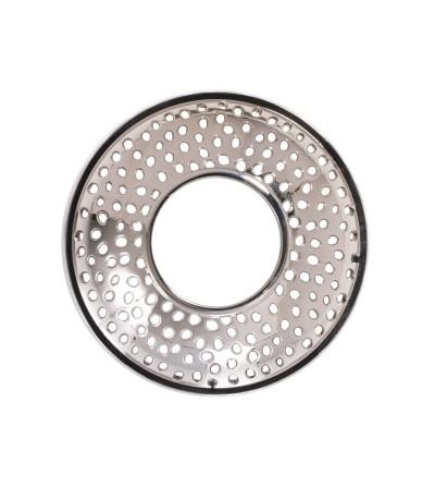 Kensington - Illuma-Lid® Metallo argentato Yankee Candle