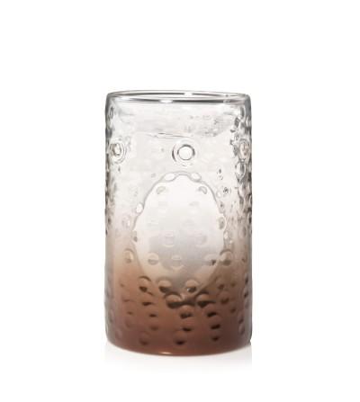 Sheridan - Bruciatore per Tart in vetro martellato con effetto metallico Yankee Candle