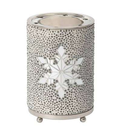 Twinkling Snowflake - Bruciatore per Tart Yankee Candle