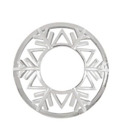 Twinkling Snowflake - Illuma-Lid® Metallo Yankee Candle