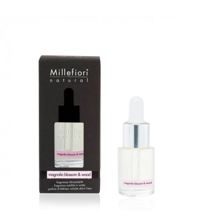 Magnolia Blossom & Wood  - Fragranza Idrosolubile 15ml Millefiori Milano