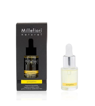 Pompelmo - Fragranza Idrosolubile 15ml Millefiori Milano