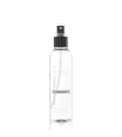 White Musk - Spray ambiente 150ml Natural Millefiori Milano