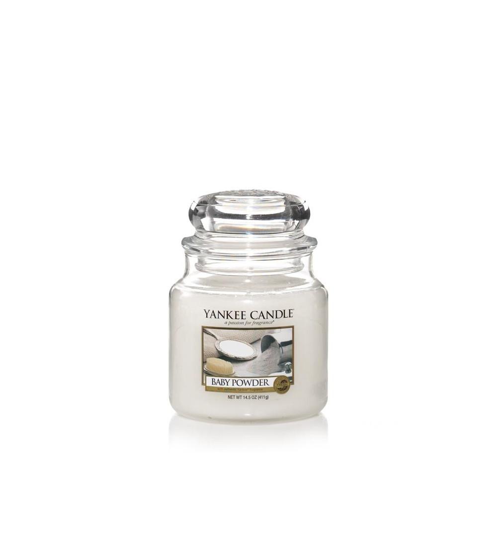Baby Powder - Giara Media Yankee Candle