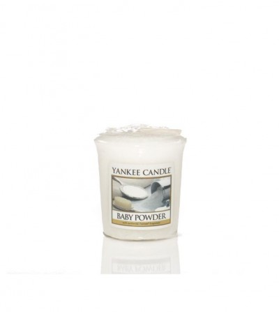 Baby Powder - Candela Sampler Yankee Candle