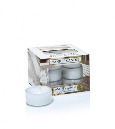 Angel's Wings - Tea Lights Yankee Candle