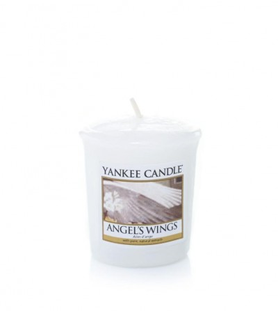 Angel's Wings - Candela Sampler Yankee Candle