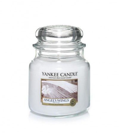 Angel's Wings - Giara Media Yankee Candle