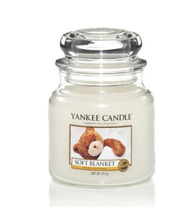Soft Blanket - Giara Media Yankee Candle