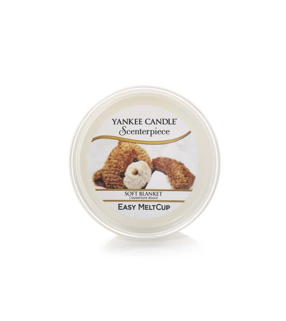 Soft Blanket - Scenterpiece™ MeltCups Yankee Candle