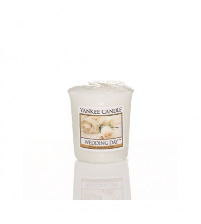 Wedding Day - Candela Sampler Yankee Candle