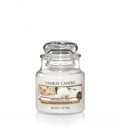 Wedding Day - Giara Piccola Yankee Candle