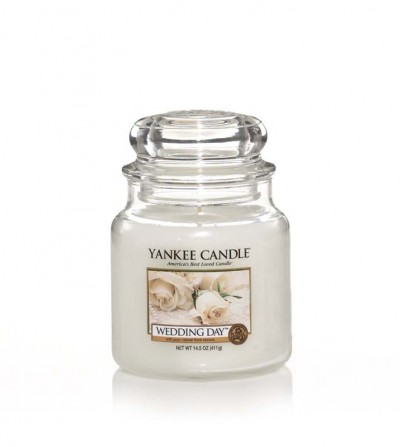 Wedding Day - Giara Media Yankee Candle