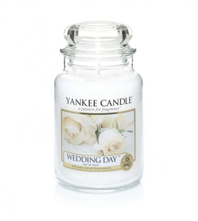 Wedding Day - Giara Grande Yankee Candle