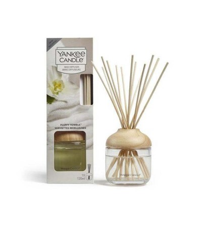 Fluffy Towels™ - Diffusore a Bastoncini Yankee Candle