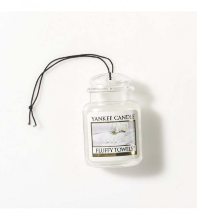 Fluffy Towels™ - Car Jar® Ultimate Yankee Candle