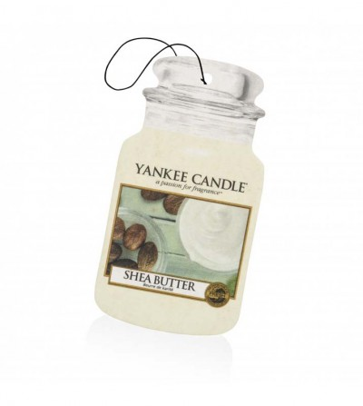 Shea Butter - Car Jar Yankee Candle