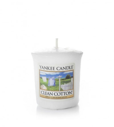 Clean Cotton® - Candela Sampler Yankee Candle