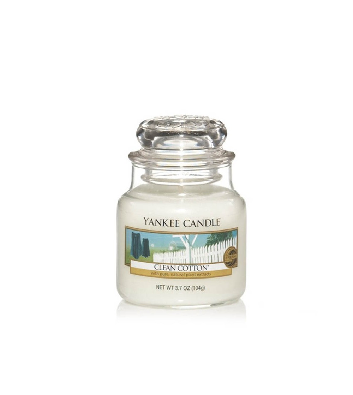 Clean Cotton® - Giara Piccola Yankee Candle