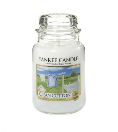 Clean Cotton® - Giara Grande Yankee Candle
