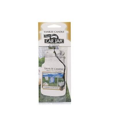 Clean Cotton® - Car Jar Yankee Candle
