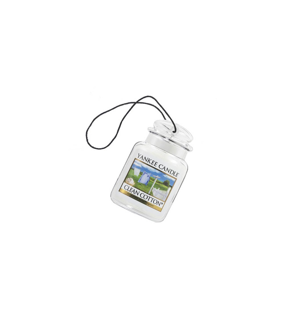 Clean Cotton® - Car Jar® Ultimate Yankee Candle