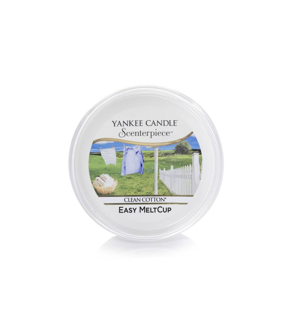 Clean Cotton® - Scenterpiece™ MeltCups Yankee Candle