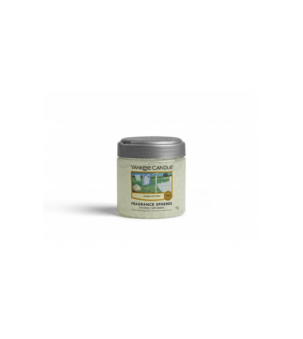Clean Cotton® - Sfere Profumate Yankee Candle