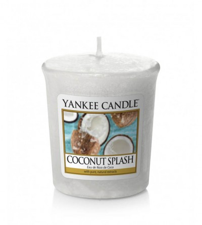 Coconut Splash - Candela Sampler Yankee Candle