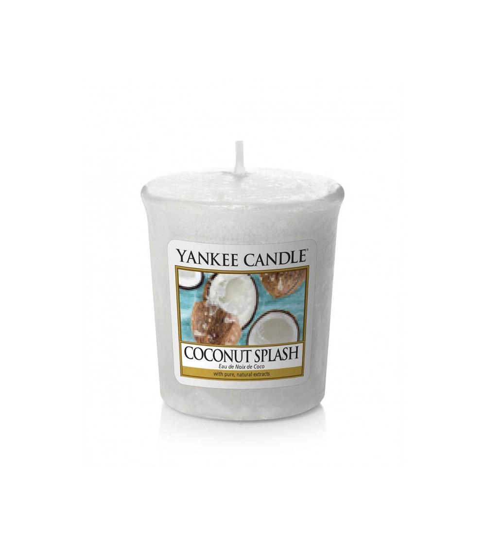 Coconut Splash - Candela Sampler Yankee Candle