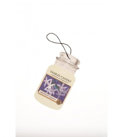 Midnight Jasmine - Car Jar Yankee Candle