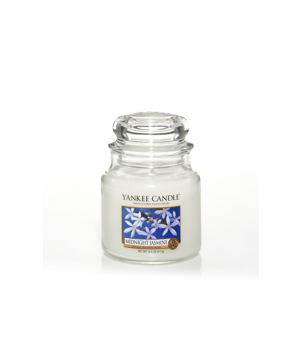 Midnight Jasmine  - Giara Media Yankee Candle