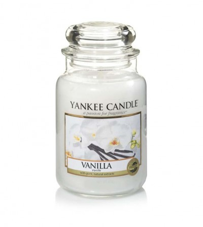 Vanilla - Giara Grande Yankee Candle