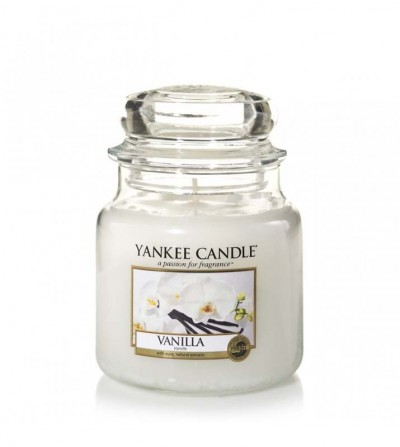 Vanilla - Giara Media Yankee Candle