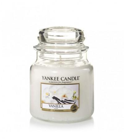 Vanilla - Giara Media Yankee Candle