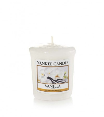 Vanilla  - Candela Sampler Yankee Candle