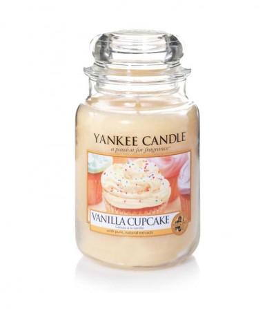 Vanilla Cupcake - Giara Grande Yankee Candle