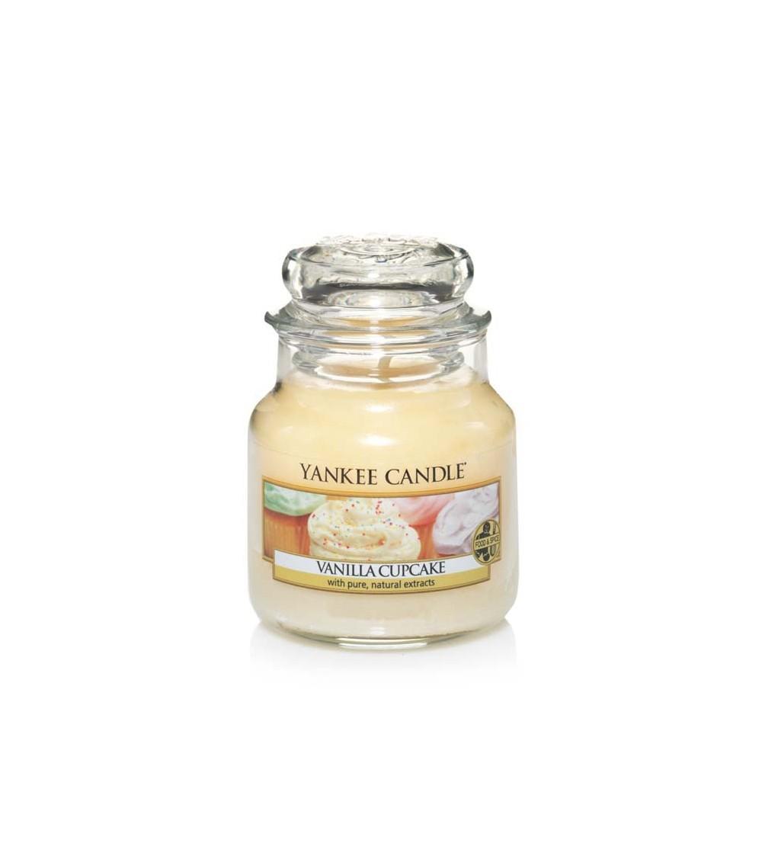 Vanilla Cupcake - Giara Piccola Yankee Candle